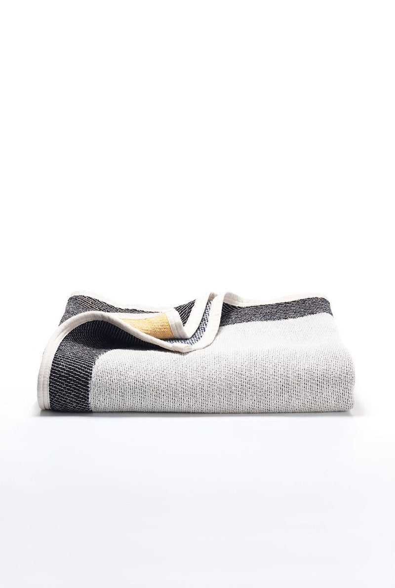 Summer Cotton Throws & Towels - Bauhaused 5 Cotton Blankets & Throws By Sophie Probst
