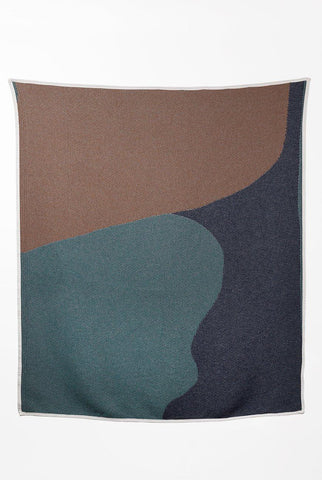 Charleston Cotton Blankets & Throws by Alison Mc Kenna