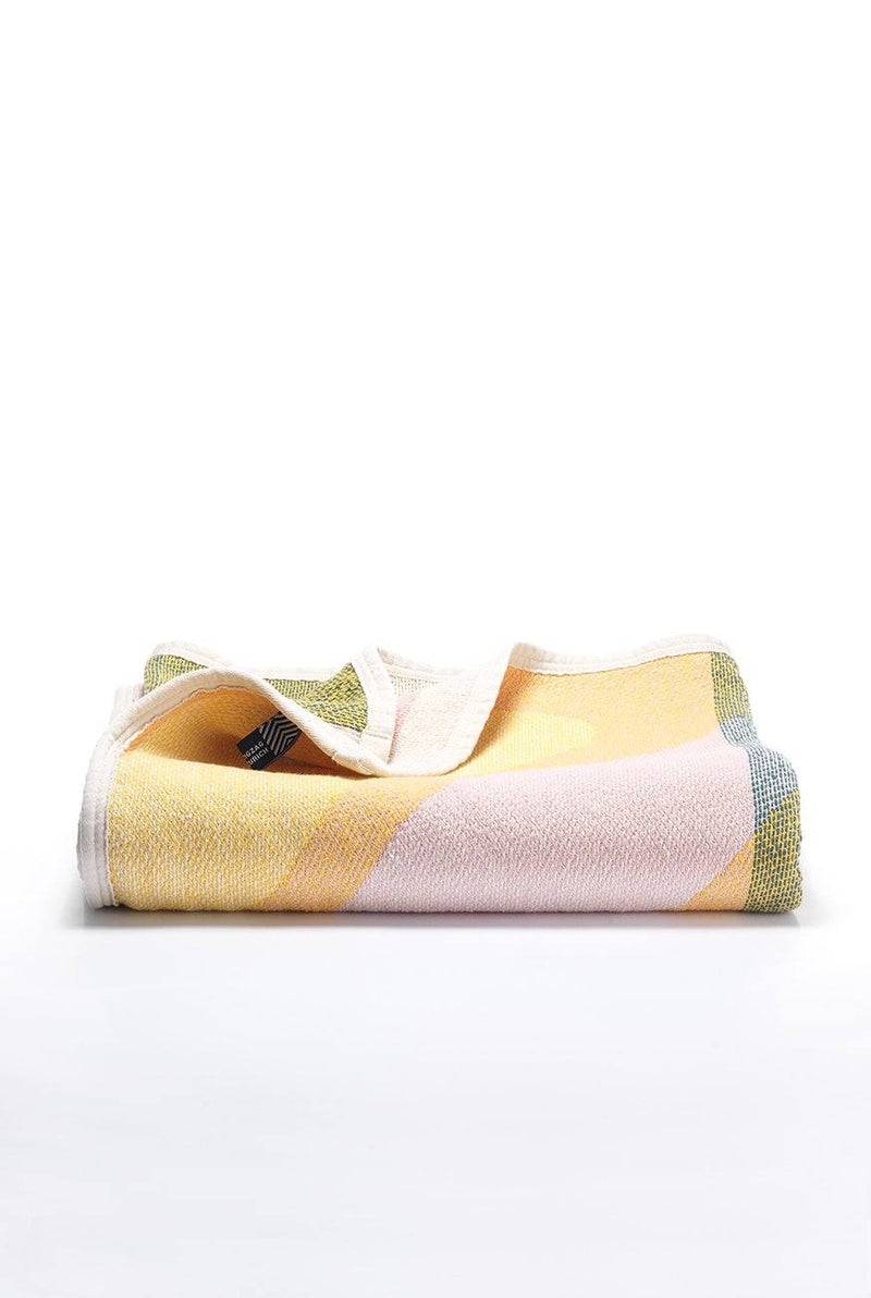 Summer Cotton Throws & Towels - Everparty Blankets & Throws By Daniel Barreto