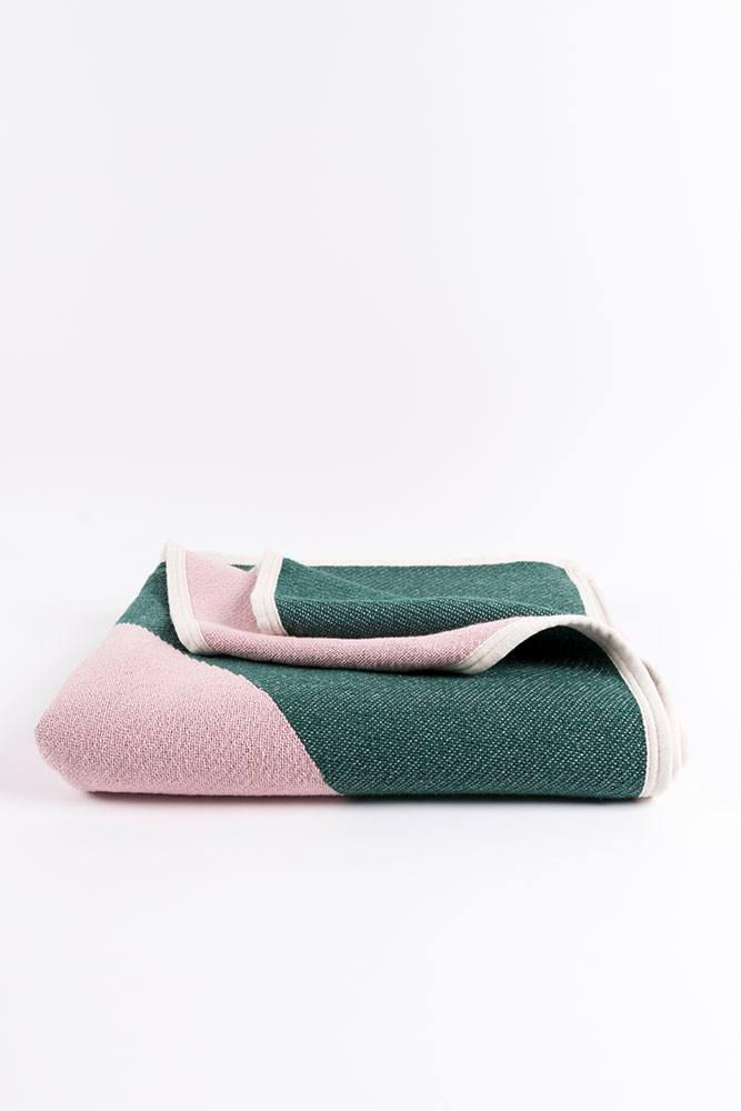 Summer Cotton Throws & Towels - Fuji Cotton Blankets & Throws By Michele Rondelli