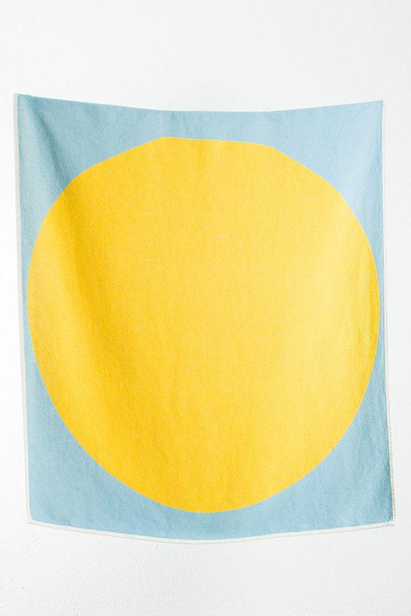 Summer Cotton Throws & Towels - Ginza Cotton Blankets & Throws By Michele Rondelli