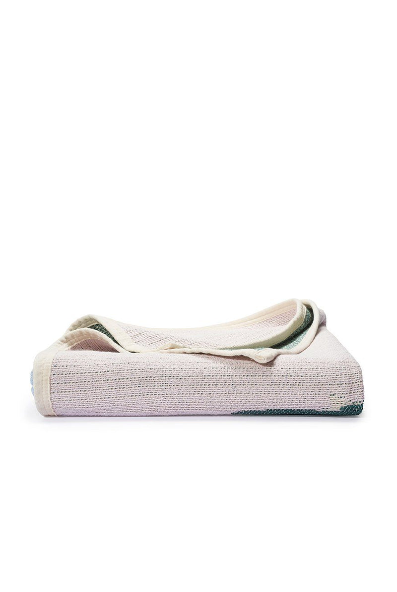 Summer Cotton Throws & Towels - Honshu Blankets & Throws By Sophie Probst