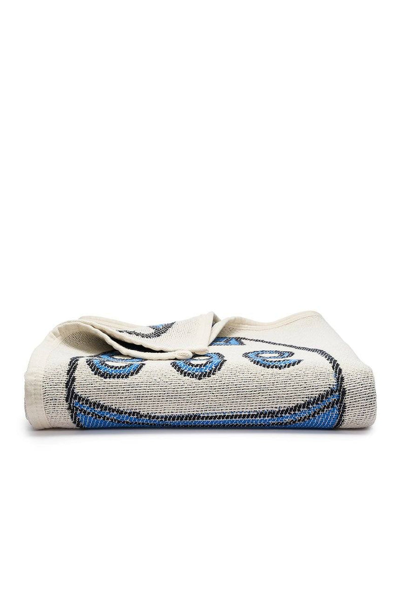 Summer Cotton Throws & Towels - Massai Cotton Blankets & Throws By Sophie Probst & Michele Rondelli