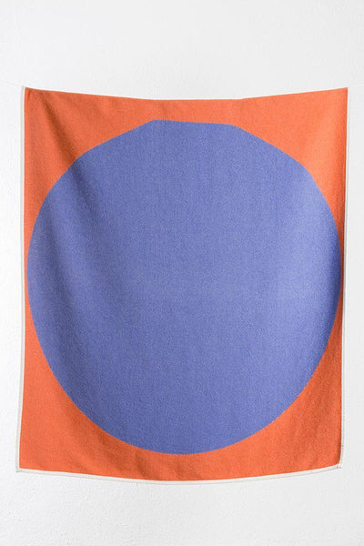 Shibuya Cotton Blankets & Throws by Michele Rondelli