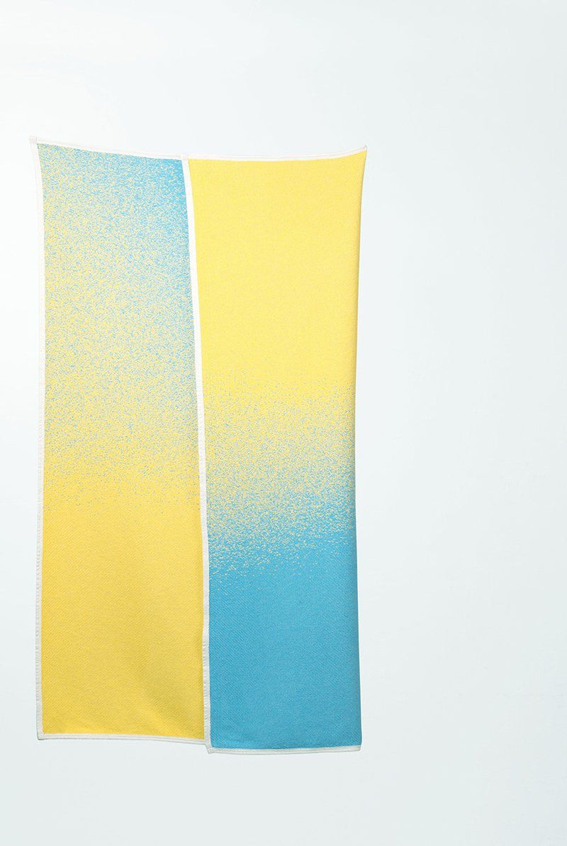 Summer Cotton Throws & Towels - Wash Up 2 Blankets & Throws By Michele Rondelli