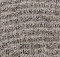 Wool / Cotton Curtains - Mona Wool And Cotton Curtains Taupe / Maroon - Extra Wide