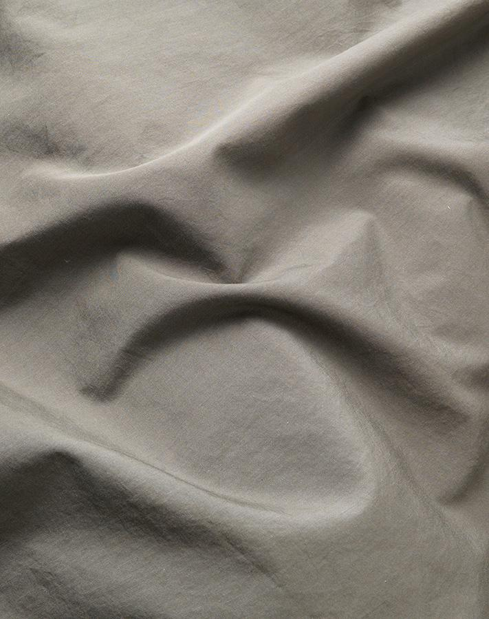 Yarn Dyed Egyptian Cotton Vintage Bedding - Vintage Egyptian Cotton Duvet Covers And Pillows - Taupe ( Col 33 )