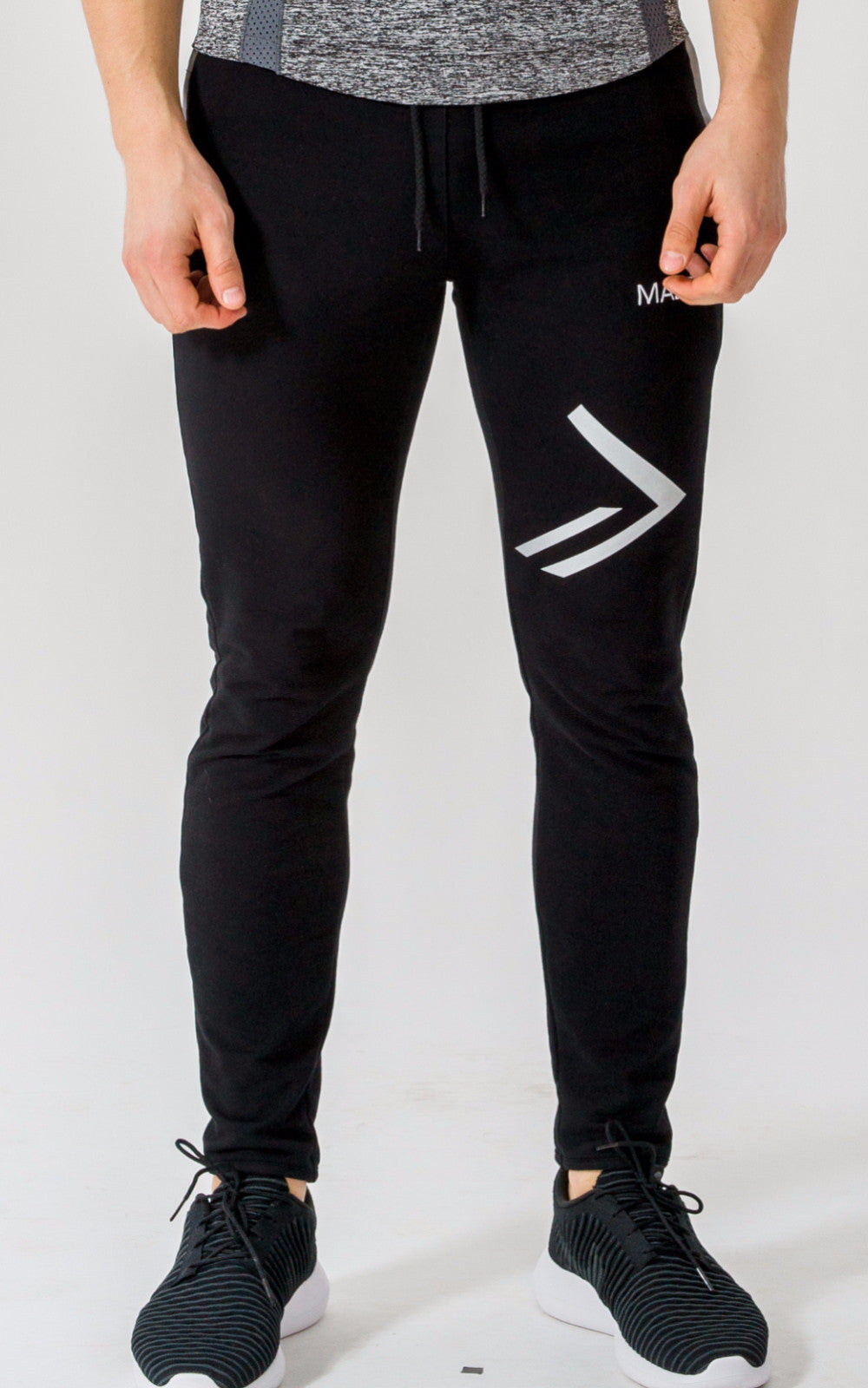 Maze Reflect Tapered Bottoms - Echo Black - Maze
