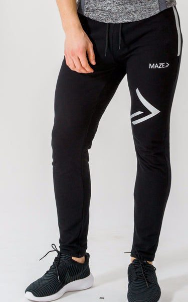 Maze Duo Tapered Bottoms - Echo Black - Maze