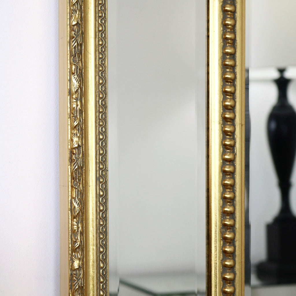 Rosehampton Gold Ornate Crested Full Length Mirror 71 Quot X