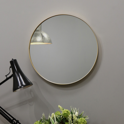 "Modern Silver Rectangle Mirror Honeycomb 41"" x 29"""
