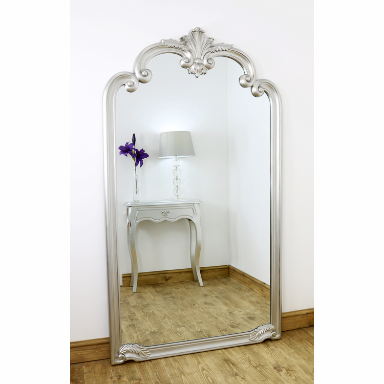 ornate genius white cheap floor large full exemplary standing mirror length top