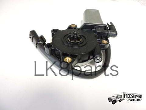 Front Regulator Motor LH