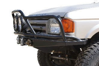 Tactical Rovers D2 Front Bumper