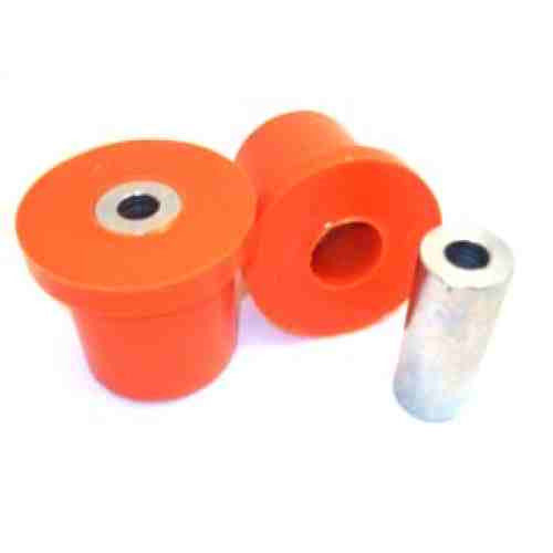 Polybush Range Rover Sport  FRONT LOWER WISHBONE REAR BUSH ORANGE