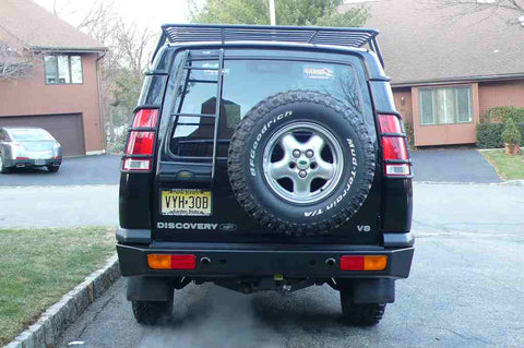 Terrafirma Discovery 2 Rear Heavy Duty Bumpers