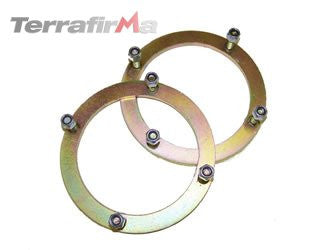 Terrafirma Front Shock Turret Securing Rings