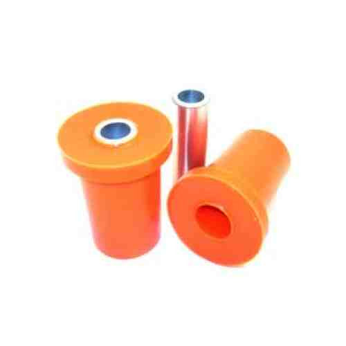 Polybush LR3/LR4 REAR LOWER WISHBONE REAR BUSH ORANGE