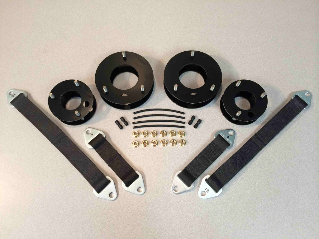 Proud Rhino SYA Off Road Extension Kit for LR3 & LR4