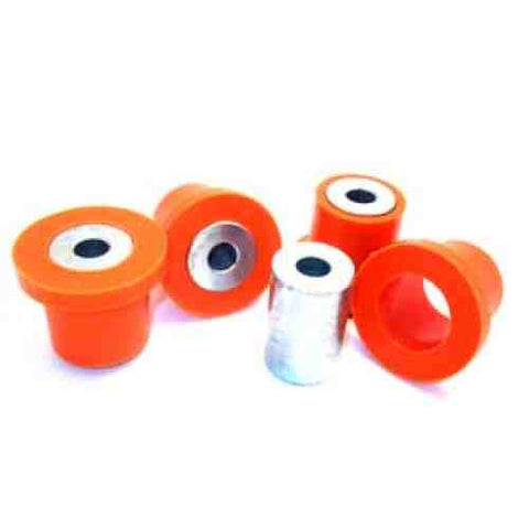 Polybush LR3/LR4 FRONT UPPER WISHBONE FRONT AND REAR BUSH ORANGE