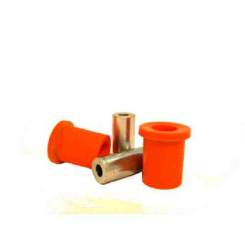 Polybush LR3/LR4 FRONT LOWER WISHBONE FRONT BUSH ORANGE