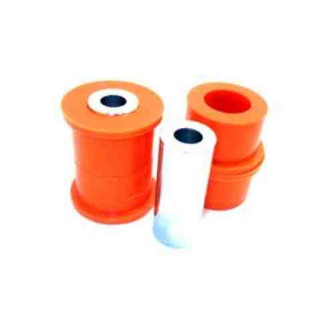 Polybush LR3/LR4 REAR UPPER WISHBONE REAR BUSH ORANGE