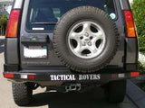 Tactical Rovers D2 Rear Bumper