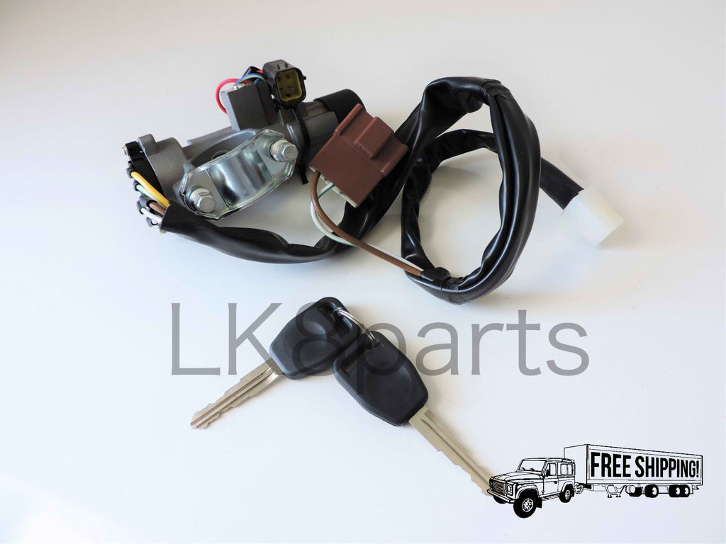 Ignition Switch (Manual Trans)
