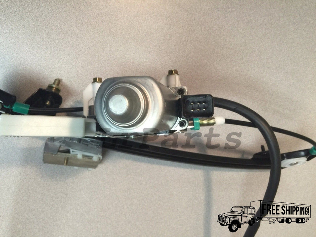 Tailgate Regulator Allmakes