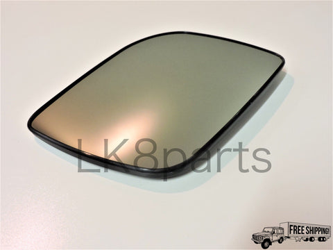 Door Mirror Glass RH Allmakes