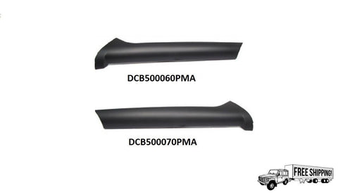 FRONT RH LH SET WINDSCREEN PILLAR FINISHER POST TRIM GENUINE