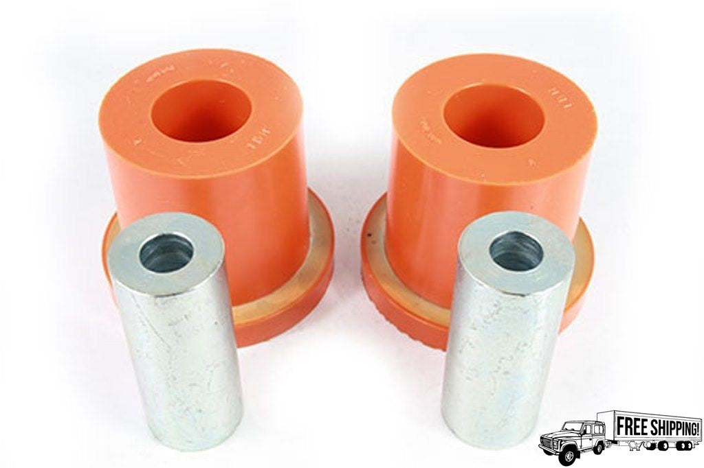Polybush LR3/LR4 FRONT LOWER WISHBONE REAR BUSH ORANGE