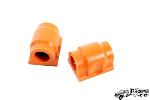 Polybush LR3/LR4 REAR ANTI ROLL BAR CLAMP BUSH ORANGE