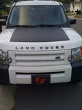 Land Rover LR4 Hood Blackout