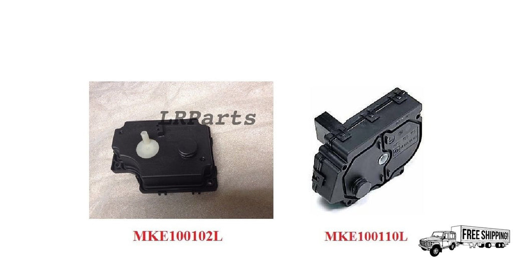 MULTI POINT INJECTION MOTOR ASSY 1 & 2