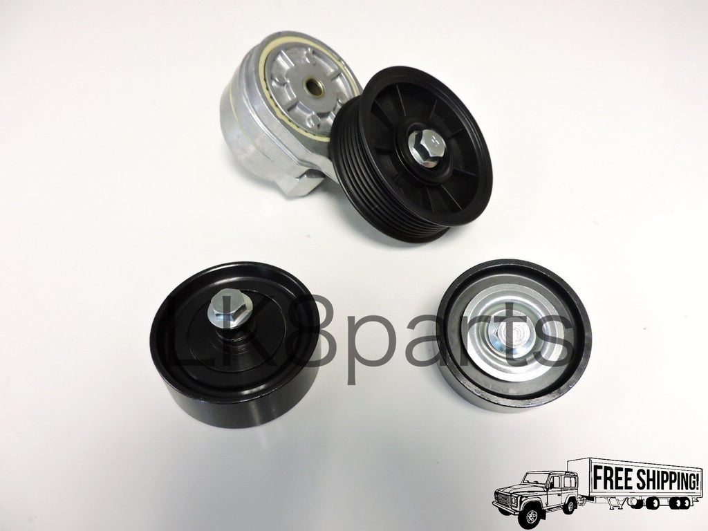BELT TENSIONER & IDLER PULLEY KIT