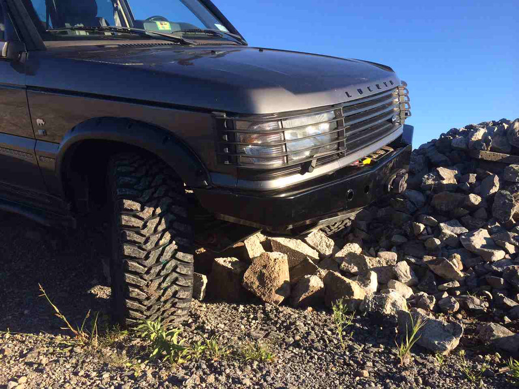 Range Rover P38 Off Road Accessories Pictures. Land Rover Range Rover Full Service  Repair Manuals ...