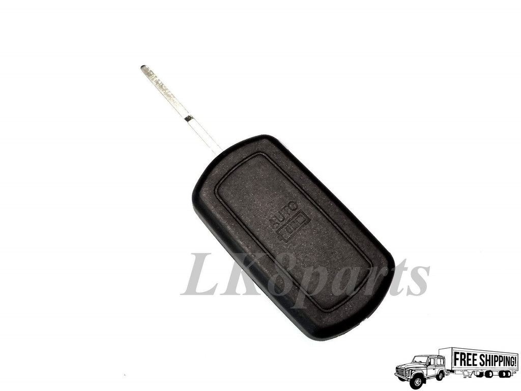 Buttons Remote Key Fob Case New Blade