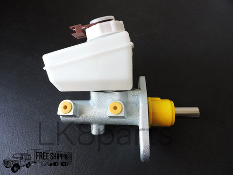 BRAKE MASTER CYLINDER WITH ABS