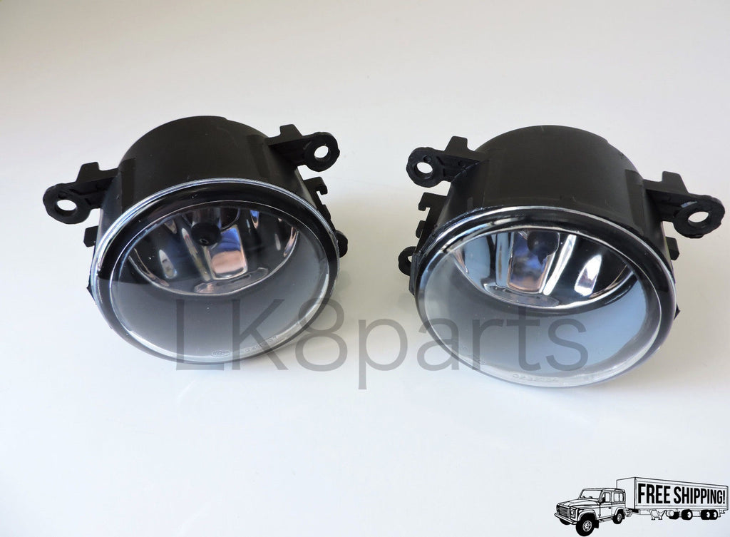 FOG LAMP LIGHT LEFT LH RIGHT RH SIDE SET