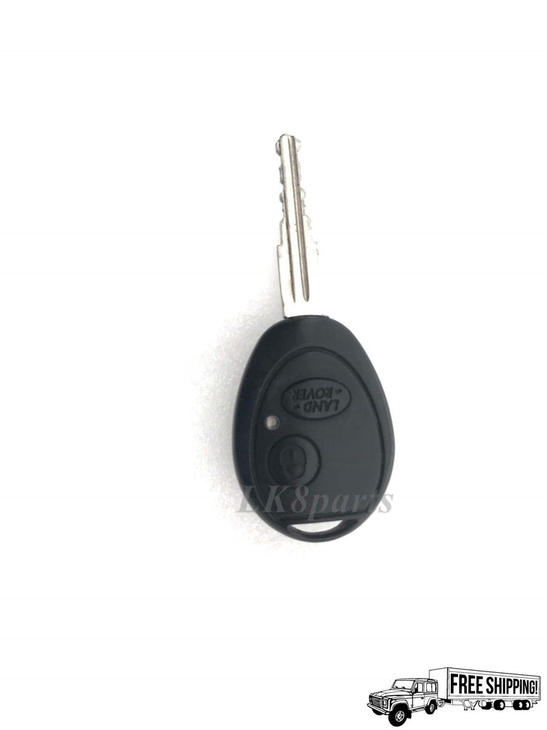 Genuine Blank Keyless Entry 2 Button Remote