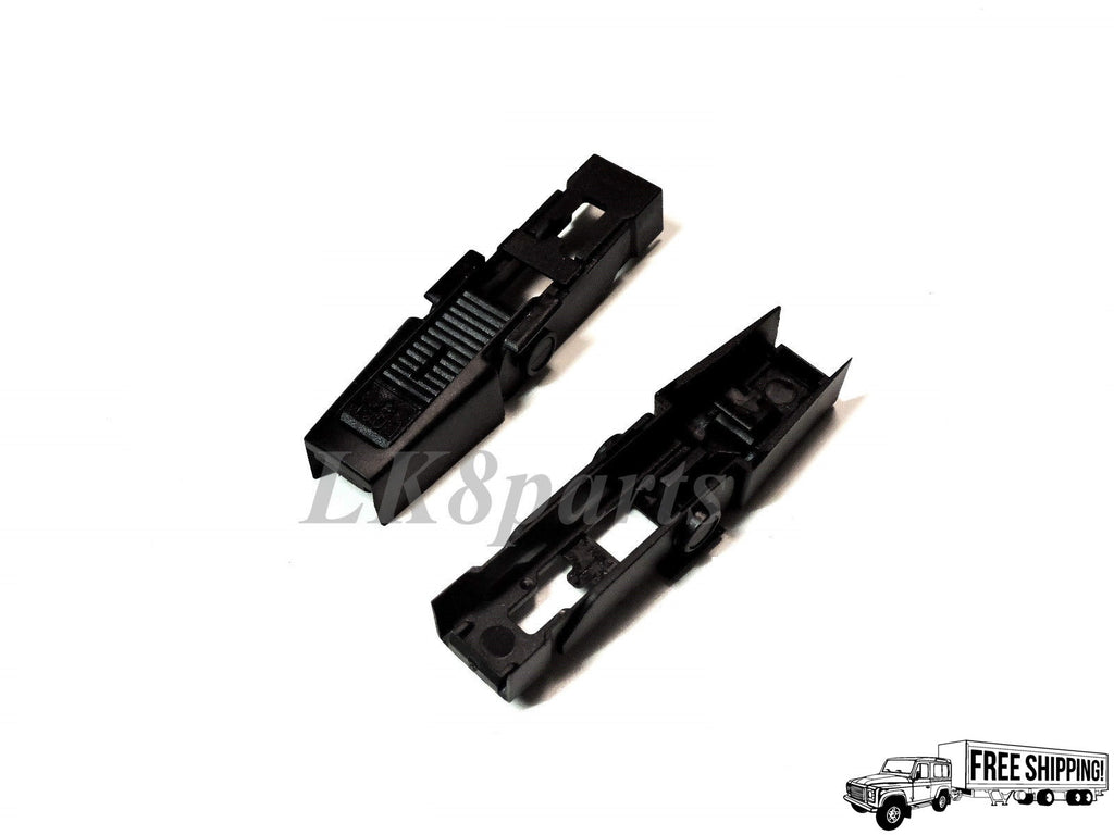 FRONT & REAR WIPER BLADE + ARM & CLIPS