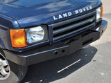 Land Rover Discovery 2 Front Winch Bumper Steel Heavy Duty