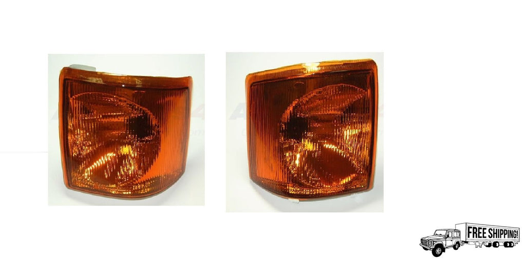 Front Side Indicator Lamp Set