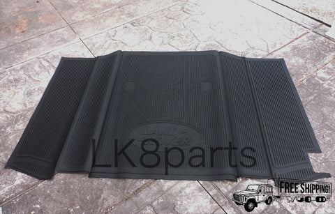 90 CARGO LINER LOADSPACE RUBBER MAT