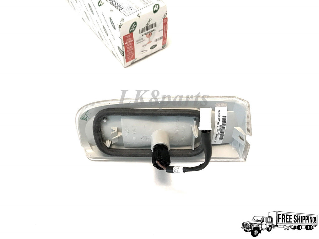 GENUINE REAR BACKUP REVERSE LAMP LIGHT RIGHT
