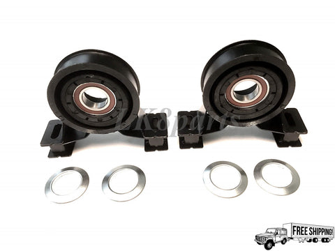DRIVE SHAFT SUPPORT BEARING SET x2
