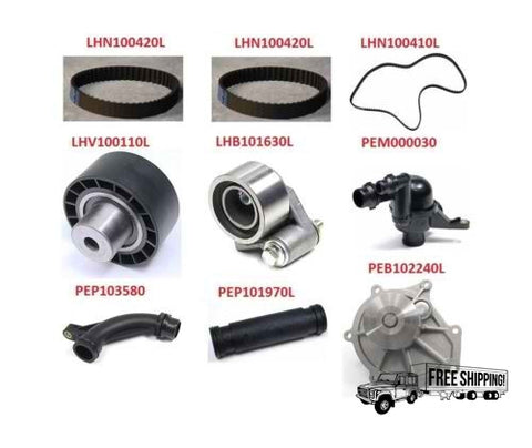 Cooling & Timing Belt Complete Kit