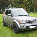 DISCOVERY 3 AND 4 ROOF RACK