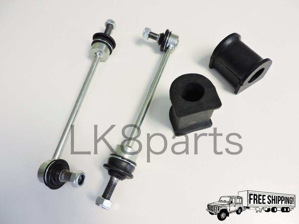 FRONT SUSPENSION BAR BUSHING & SWAY LINK SET